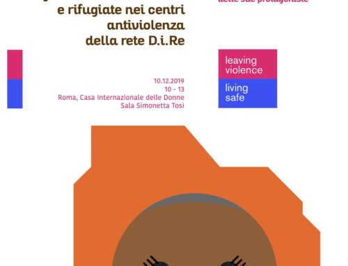 Leaving violence. Living safe – Conferenza stampa